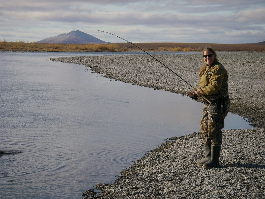 Wulik River – Perfect Location For Fishing